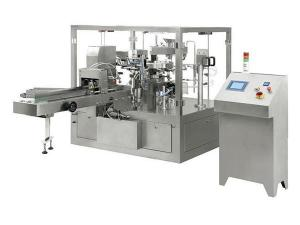 Doy Bag Sealing Machine