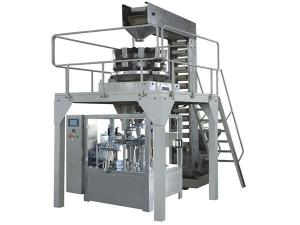Pet Food Packing Production Line