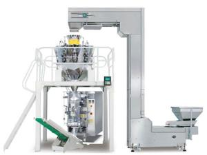 Large Solid Packing Machine, Vertical Form Fill Seal Machine